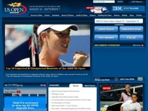 US Open - Grand Slam Tennis