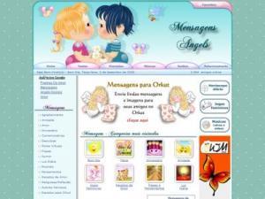 Mensagens de Amor e Amizade Angels