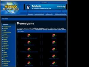 Mundo das Mensagens