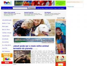 Pets Online - O Site Oficial dos Bichos