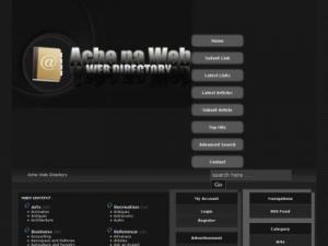 Ache na Web Directory